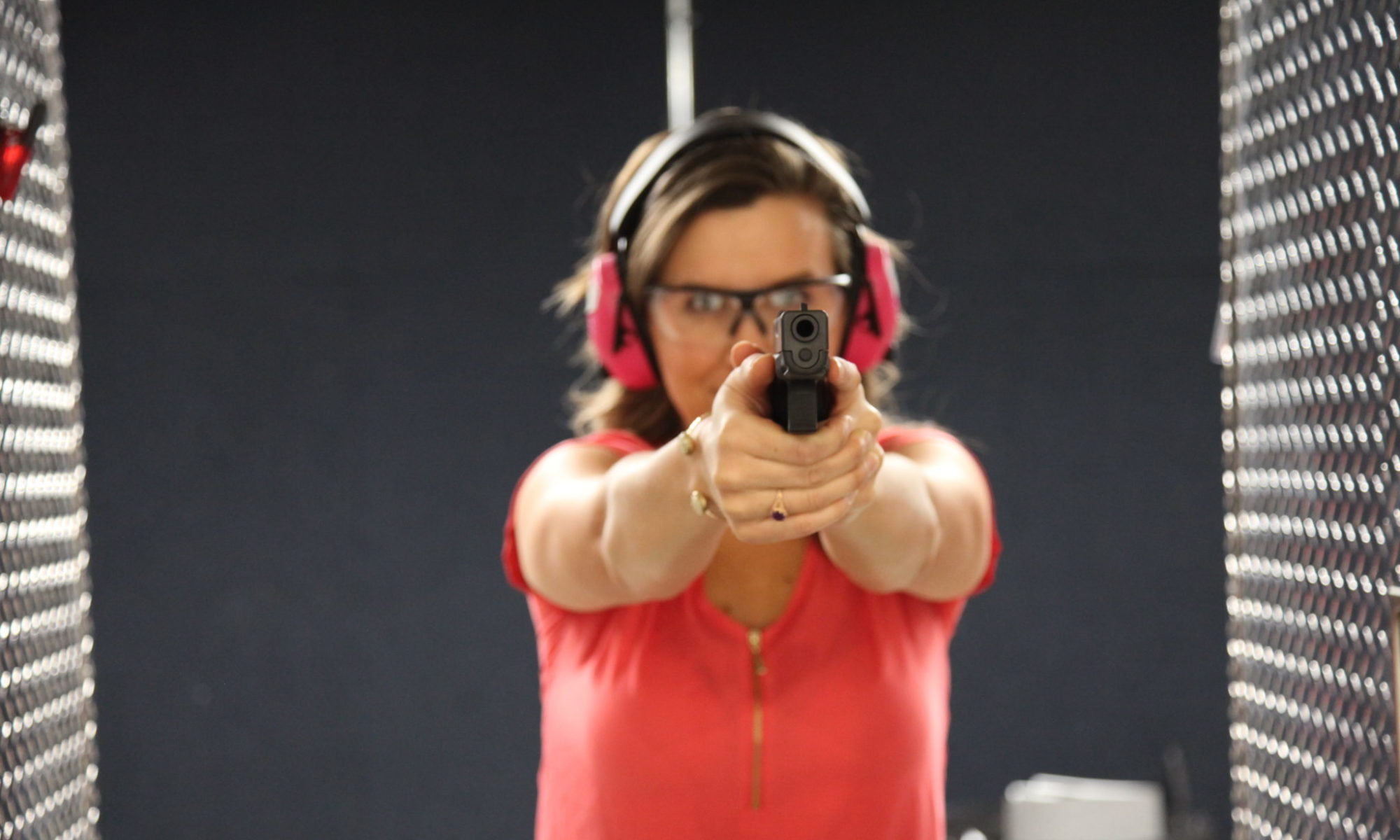 Asymmetric firearms training